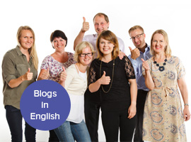 Blogs in English