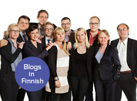 Blogs in Finnish