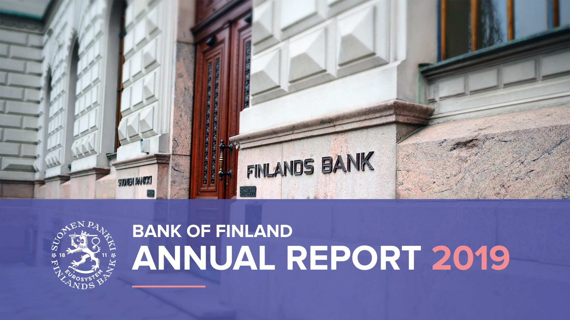 Bank of Finland Annual Report 2019