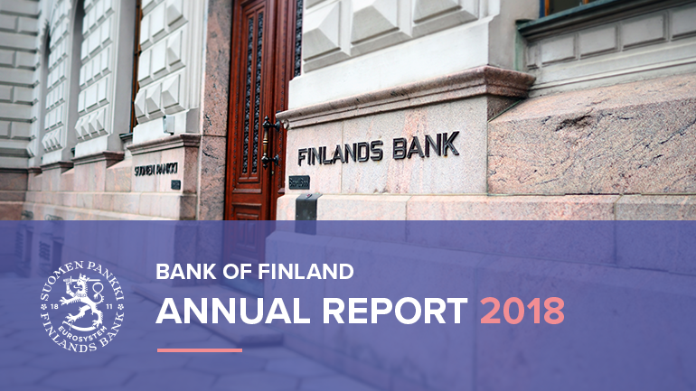 Bank of Finland Annual Report 2018