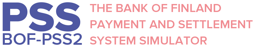 The Bank of Finland Payment and Settlement System Simulator Logo