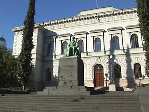 Bank of Finland Head Office