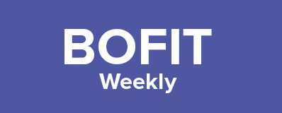 BOFIT Weekly