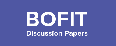 BOFIT Discussion Papers