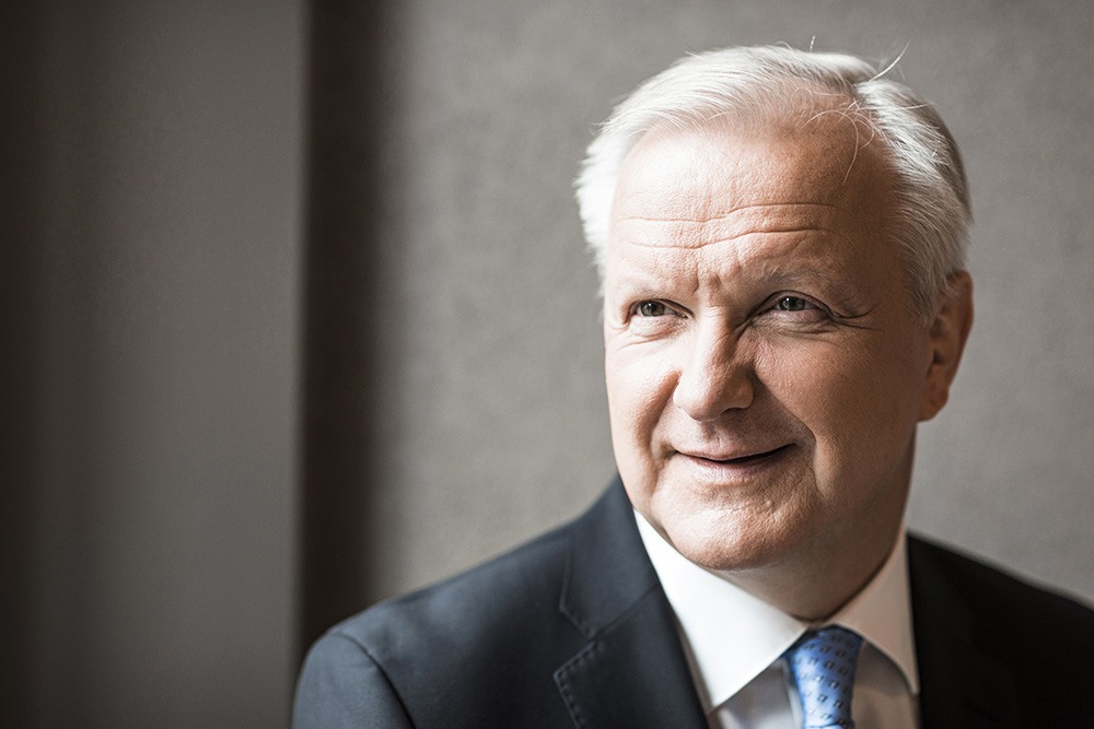 Olli Rehn, Governor of the Bank of Finland